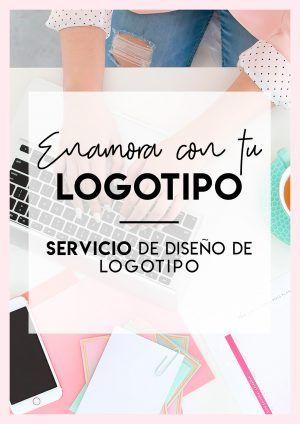 Enamora con tu Marca, Servicio de Diseño de logotipo en brillacontunegocio.com
