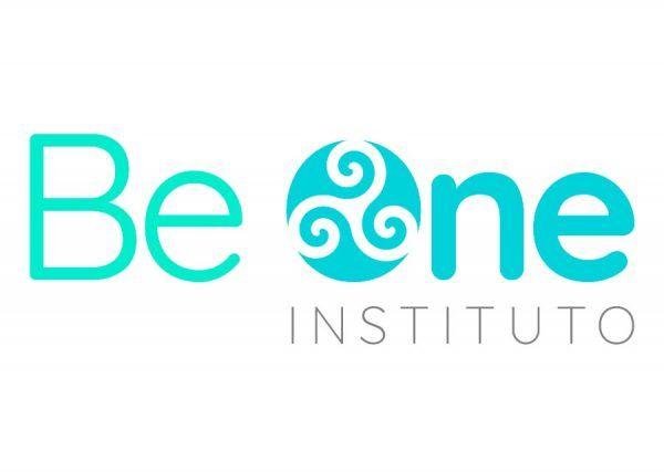 Logotipo BeOne Instituto, Diseño de logotipo, diseño de marca, Brillacontunegocio.com