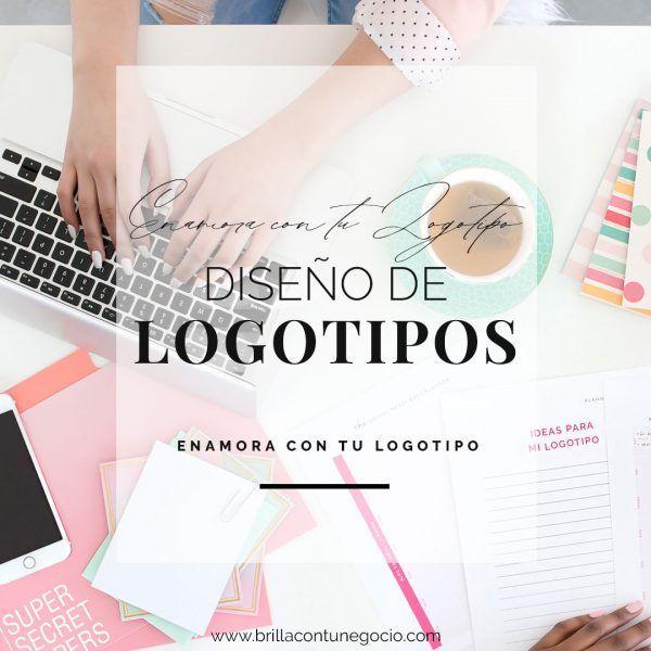 Enamora con tu logotipo - #EnamoraConTuLogotipo - Diseño de marca, diseño de logotipo, diseño de identidad corporativa para mujeres emprendedoras, coaches, terapeutas, consultoras, artesanas, artistas