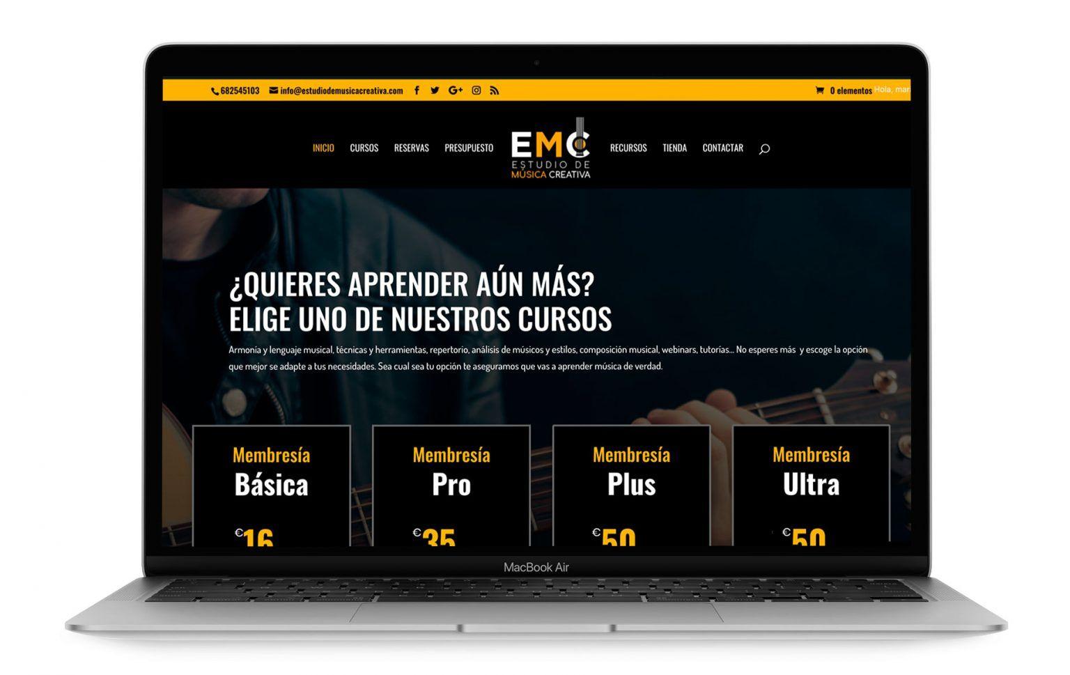 WEB-EMC