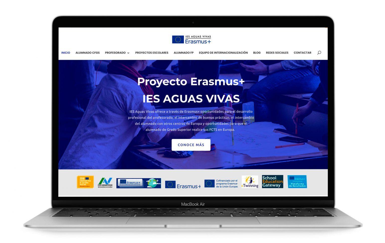 WEB-ERASMUS