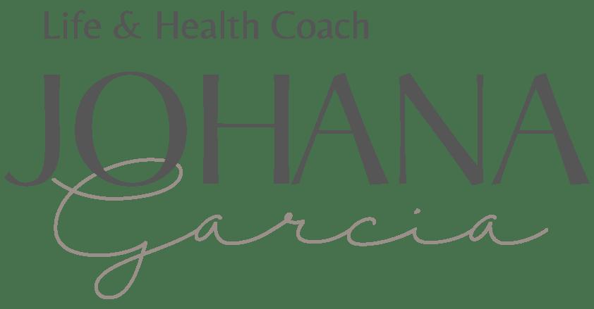 Logo Johana García Life & Health Coach