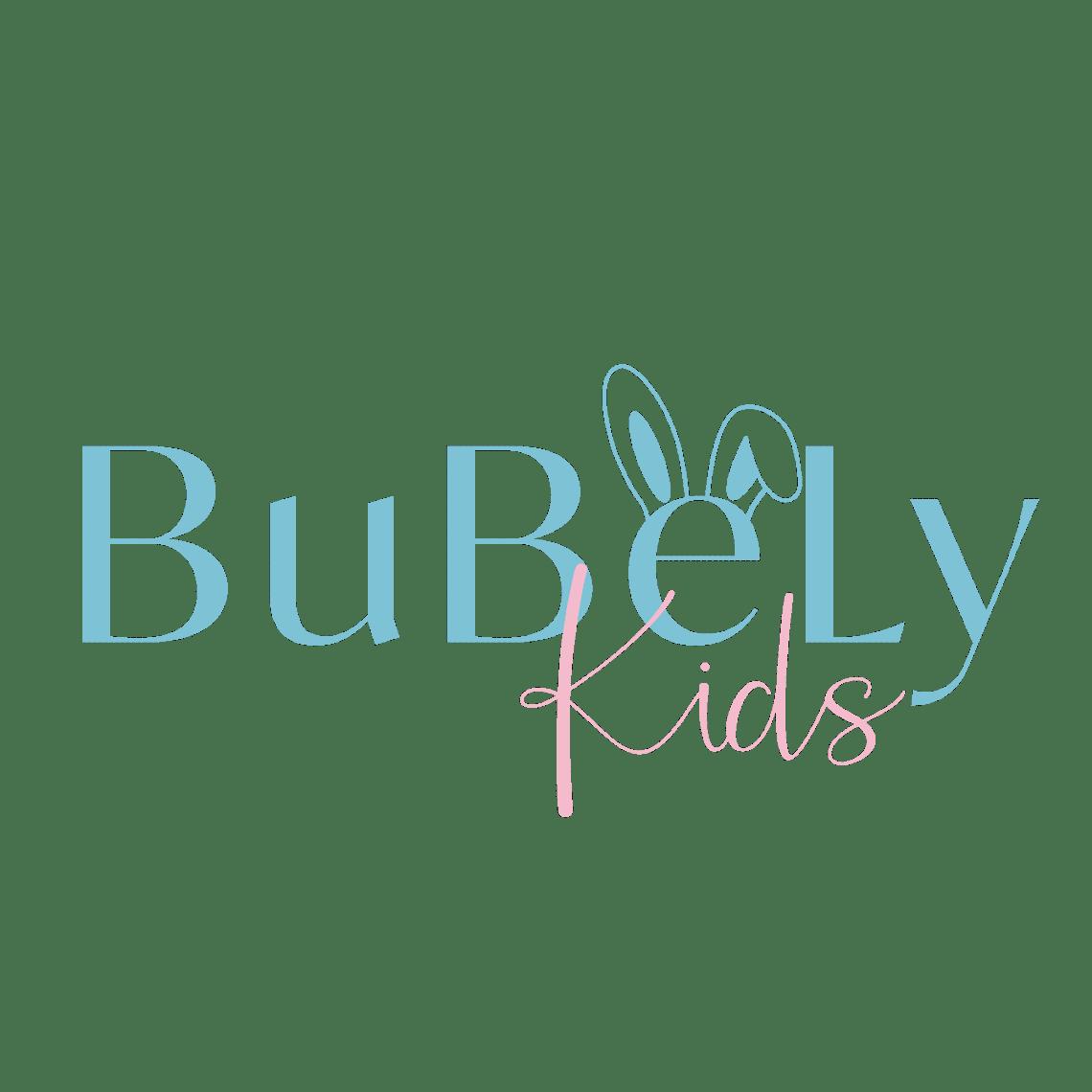 Logo Bubely Kids - Moda infantil orgánica